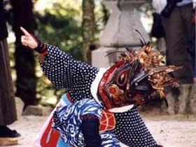『獅子舞3』の画像